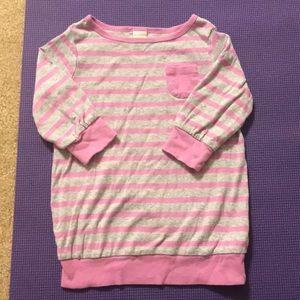 Girl's 3/4 sleeve top